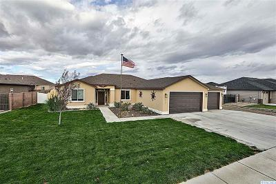 West Richland Single Family Home For Sale: 6532 Marble Street