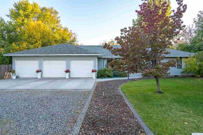 Kennewick Single Family Home For Sale: 5621 W 8th Ave