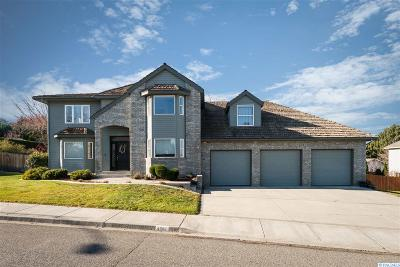 Kennewick Single Family Home For Sale: 4006 S Morain Loop