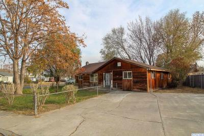 Kennewick Single Family Home For Sale: 419 S Zillah Street