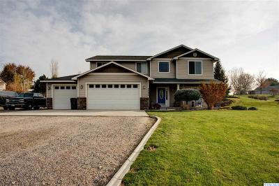 Kennewick Single Family Home For Sale: 3103 S Bermuda