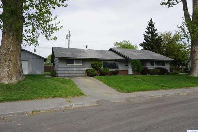 Kennewick Single Family Home For Sale: 1318 W 3rd Ave