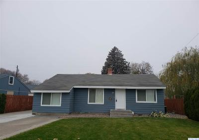 Kennewick Single Family Home For Sale: 22 S Rainier