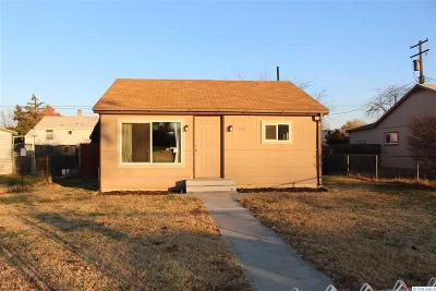 Richland Single Family Home For Sale: 1110 Potter Ave