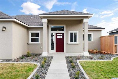 Kennewick Single Family Home For Sale: 4319 S Anderson Pl