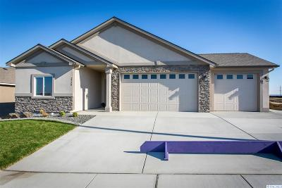 Horn Rapids Single Family Home For Sale: 2720 Torrey Pines
