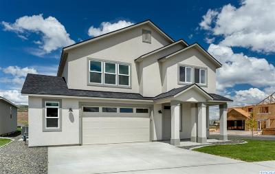 Kennewick Single Family Home For Sale: 6014 W 34th Ave