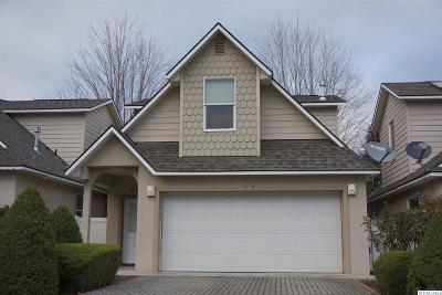 Kennewick Condo/Townhouse For Sale: 1510 W 4th Place
