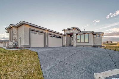 Horn Rapids Single Family Home For Sale: 3131 Deserthawk Lp
