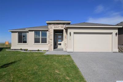Horn Rapids Single Family Home For Sale: 2728 Torrey Pines Way