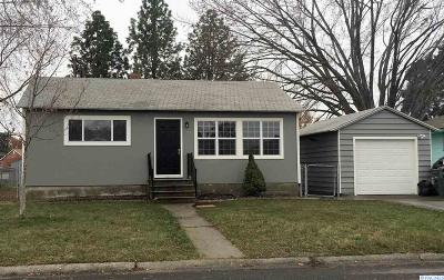 Richland WA Single Family Home For Sale: $209,900