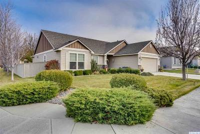 Kennewick Single Family Home For Sale: 1201 S Jefferson Place