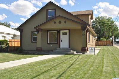 Grandview Single Family Home For Sale: 916 W 4th