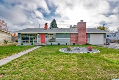 Kennewick Single Family Home For Sale: 4007 W Metaline Ave