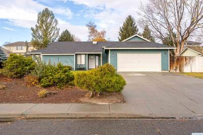 Richland WA Single Family Home For Sale: $250,000