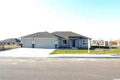 Pasco Single Family Home For Sale: 4422 Vermilion Ln