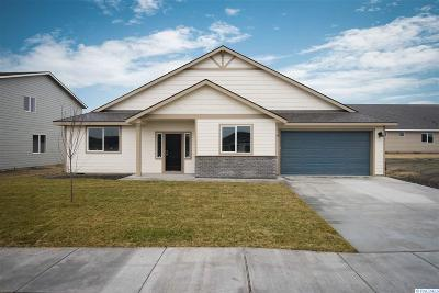 Pasco Single Family Home For Sale: 4504 Sumas Lane