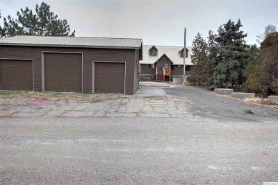 Pasco Single Family Home For Sale: 3004 E George St