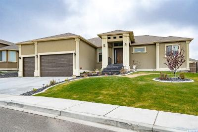 Kennewick Single Family Home For Sale: 3815 W 47th