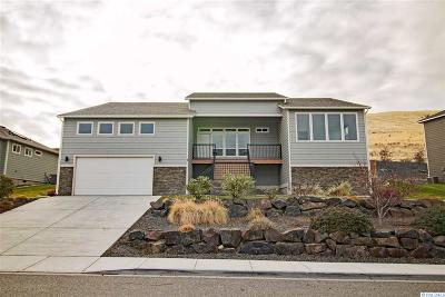 West Richland Single Family Home For Sale: 5101 Hershey Lane