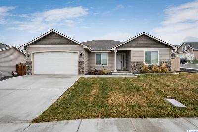 Kennewick Single Family Home For Sale: 10200 W 18th Court