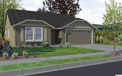 Richland WA Single Family Home For Sale: $281,093