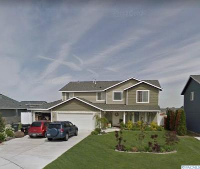 Pasco Single Family Home For Sale: 4707 Atlanta Lane
