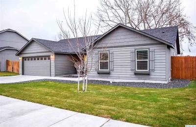 Kennewick Single Family Home For Sale: 1802 W 25th Ct.