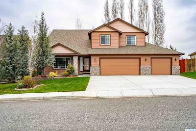 Richland Single Family Home For Sale: 2916 Sedona Circle
