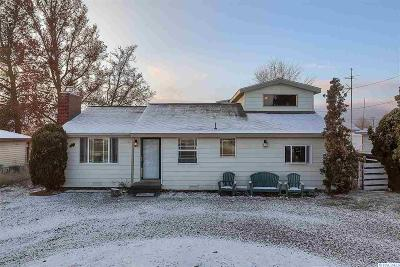 Kennewick Single Family Home For Sale: 4307 W 7th Ave