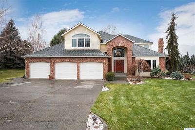 West Richland Single Family Home For Sale: 3493 Eastlake Dr