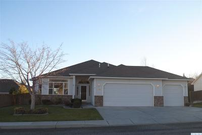 Richland Single Family Home For Sale: 1712 Sequoia Ave.
