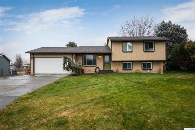 Kennewick Single Family Home For Sale: 4703 S Jean Street