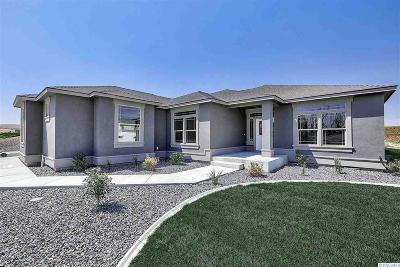Richland Single Family Home For Sale: 2797 Sunshine Ridge Rd