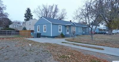 Richland Multi Family Home For Sale: 1216 Mahan Ave