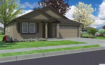 Richland Single Family Home For Sale: 2938 Cashmere Dr.