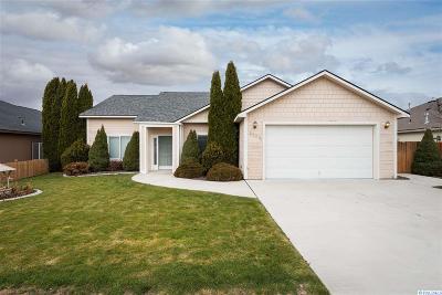 Benton County Single Family Home For Sale: 8502 W Bruneau Pl