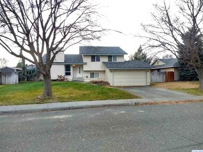Benton County Single Family Home For Sale: 8307 W Grand Ronde Pl
