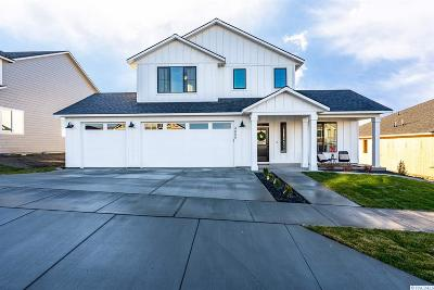 Richland Single Family Home For Sale: 4855 Smitty Dr