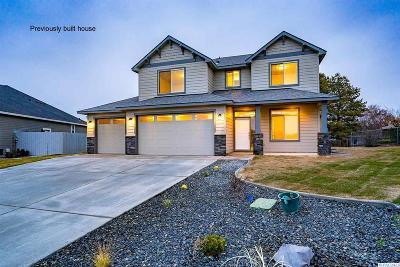 Benton City Single Family Home For Sale: 2865 Mackenzie Ct