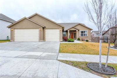 Benton County Single Family Home For Sale: 3161 S Edison Ct