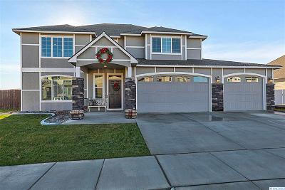 Richland Single Family Home Active U/C W/ Bump: 4611 Highview Street