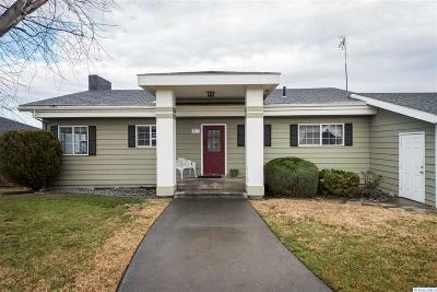 Kennewick Single Family Home For Sale: 3317 S Garfield Street