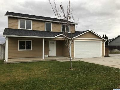 Richland Single Family Home For Sale: 596 Tanglewood Dr