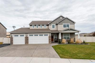Richland Single Family Home For Sale: 1648 Manchester
