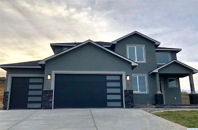 Richland Single Family Home For Sale: 1111 Chinook Dr