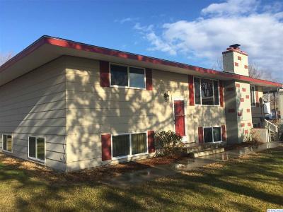 Benton City Single Family Home For Sale: 7204 E Pendleton Rd.