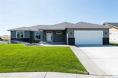 Kennewick Single Family Home For Sale: 1722 Dewberry Pl.