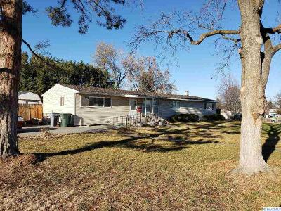 Richland Single Family Home For Sale: 1401 Wright Avenue