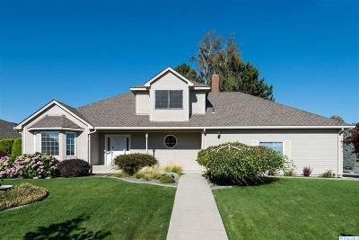 Kennewick Single Family Home For Sale: 3002 S Johnson Court